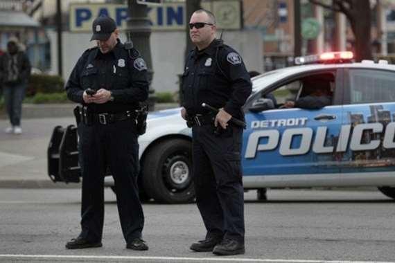الشرطة الأمريكية أرشيفة