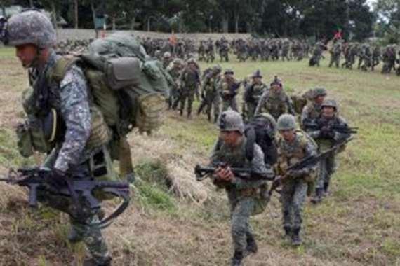 الجيش الفلبينى أرشيفية