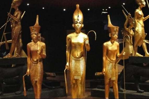 بيع آثار مصرية بأمريكا