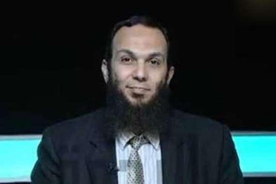 سامح عبد الحميدـ القيادي السلفي