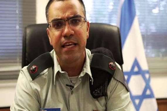 أفيخاى أدرعى، المتحدث باسم جيش الاحتلال الإسرائيل