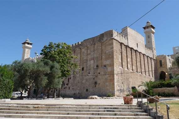 الحرم الإبراهيمي