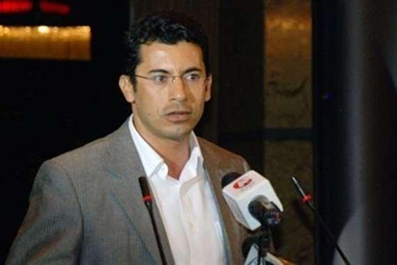 أشرف صبحي وزير الشباب والرياضة