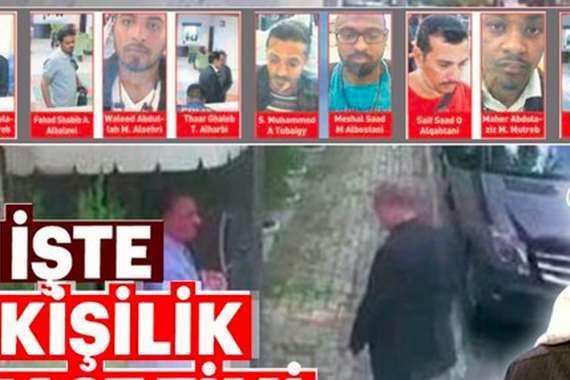 واشنطن بوست تنشر جوازات المتهمين بقتل خاشقجي