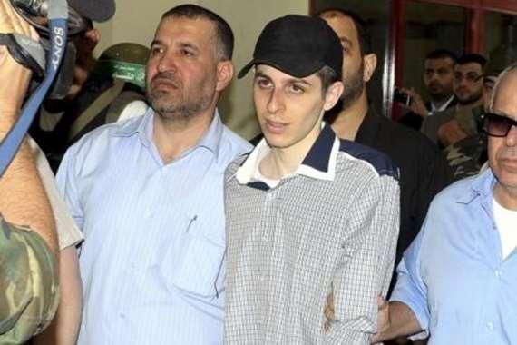 إطلاق سراح جلعاد شاليط