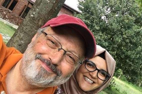الكاتب الصحفي جمال خاشقجي