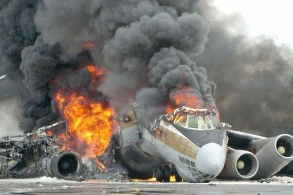سقوط طائرة إندونيسية