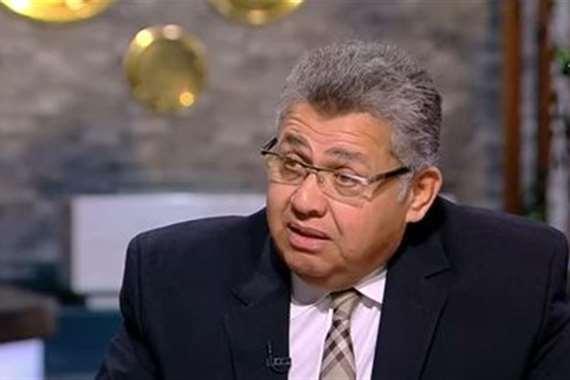 أشرف الشيحي  وزير التعليم العالي السابق