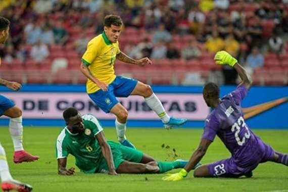 السنغال والبرازيل