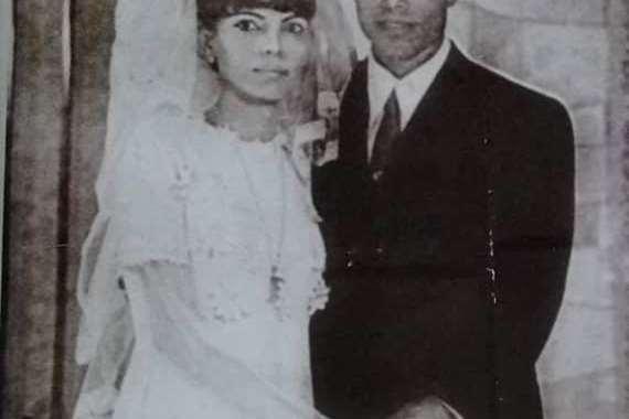 أول شهيد خلال زفافه