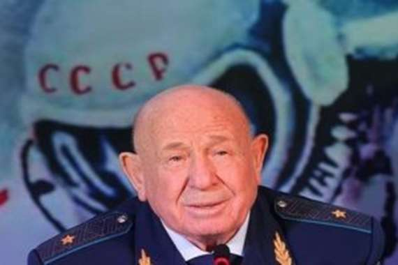 أليكسي ليونوف