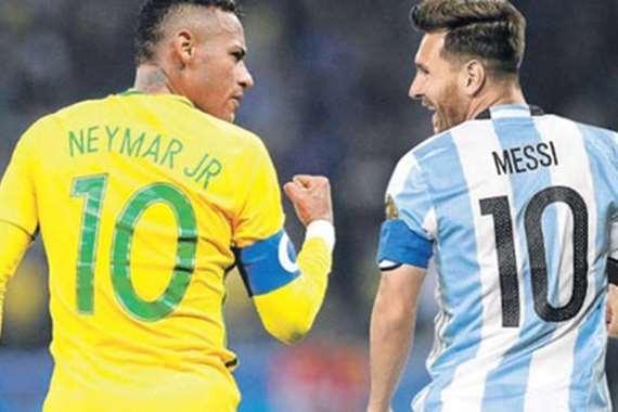 البرازيل والارجنتين