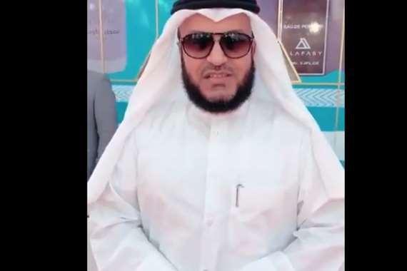مشاري راشد يفاجيء محبيه