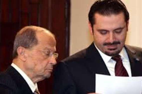 الحريري: هذه نتيجة اتصالي بالرئيس عون