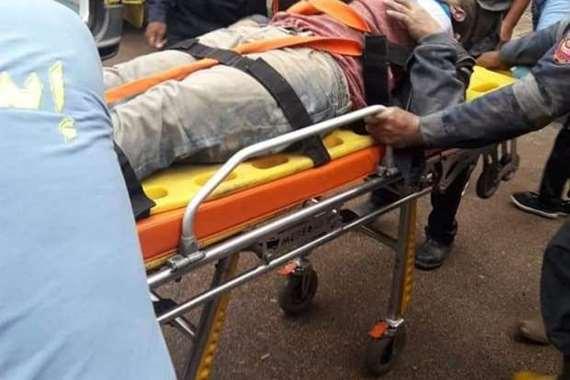 ضحية انهيار عقار بالإسكندرية