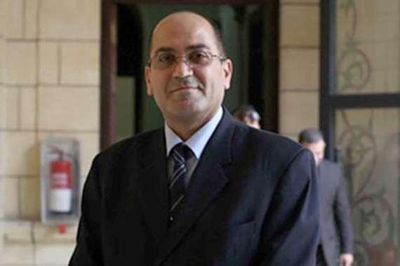 النائب الدكتور إبراهيم عبد العزيز حجازى