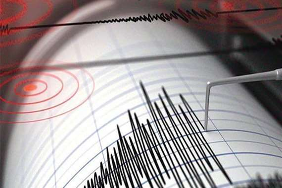 زلزال بقوة 3.4 ريختر يضرب منخفض القطارة