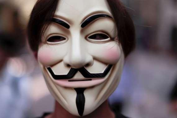 الأقنعة في مظاهرات هونج كونج
