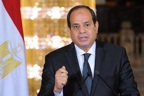 أول رسالة من «السيسي» لرئيس تونس الجديد