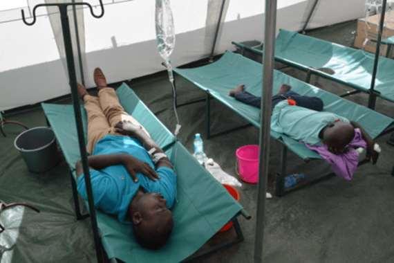 الكوليرا في السودان