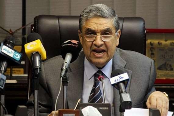 محمد شاكر، وزير الكهرباء والطاقة