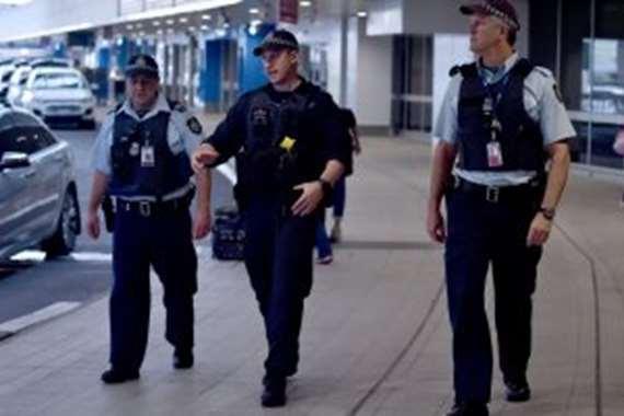 الشرطة الأسترالية أرشيفية