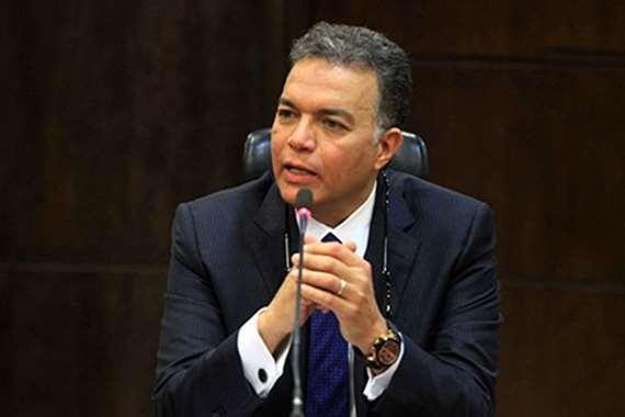 هشام عرفات، وزير النقل