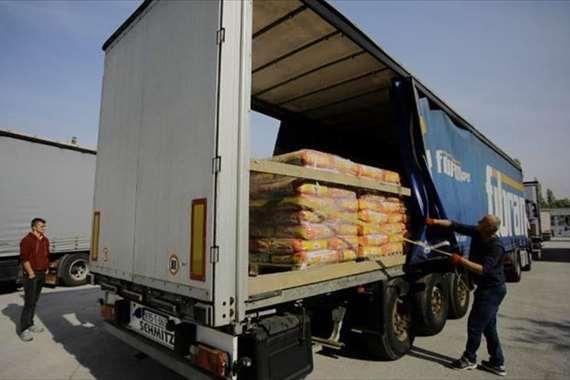 مساعدات لسوريا