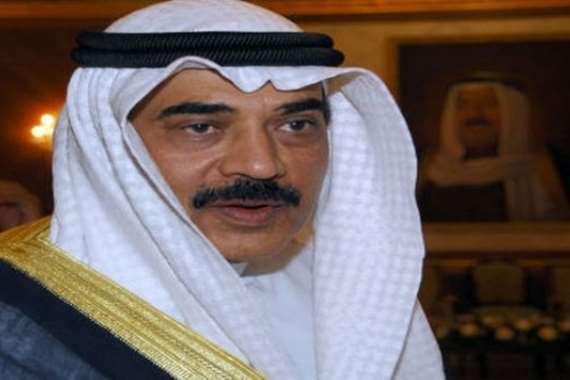 وزير الخارجية الكويتية