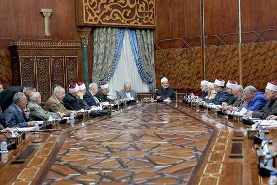 أعضاء مجمع البحوث الإسلامية