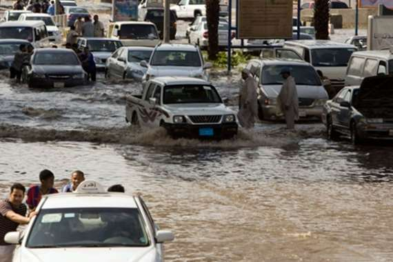 سيول بمصر