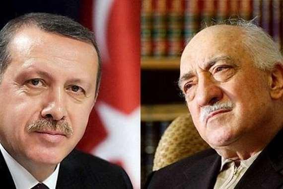 أردوغان وجولن