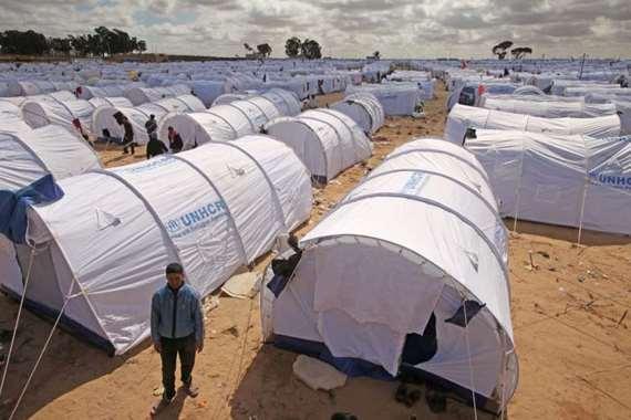 مخيمات للاجئين