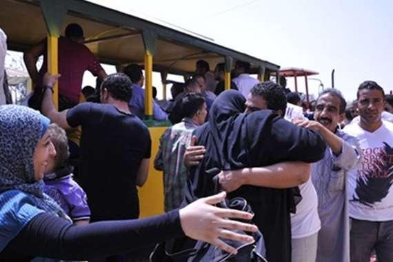عفو رئاسي عن 1067 سجين  بمناسبة ذكري أكتوبر