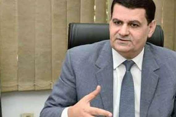 رئيس جهاز حماية المستهلك  اللواء راضي عبد المعطي