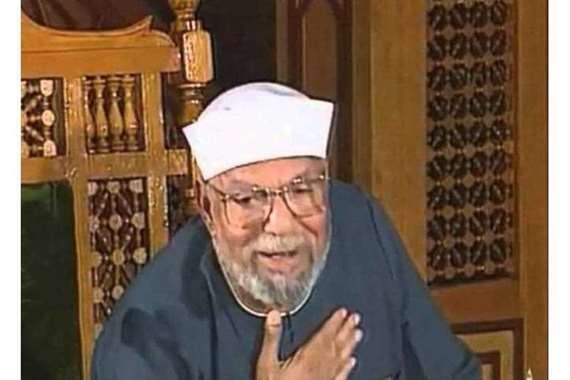محمد متولي الشعراوي