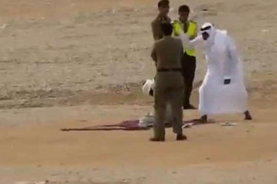 القتل تعزيرا في السعودية