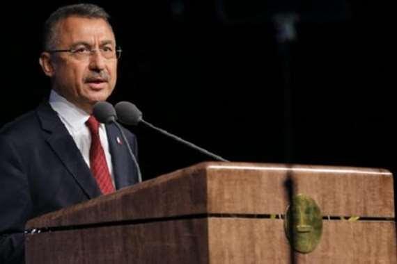 نائب الرئيس التركي، فؤاد أوقطاي