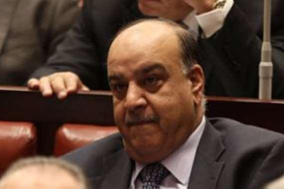 أحمد رسلان النائب الأول لرئيس البرلمان العربي