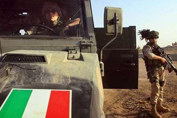الجيش الإيطالي