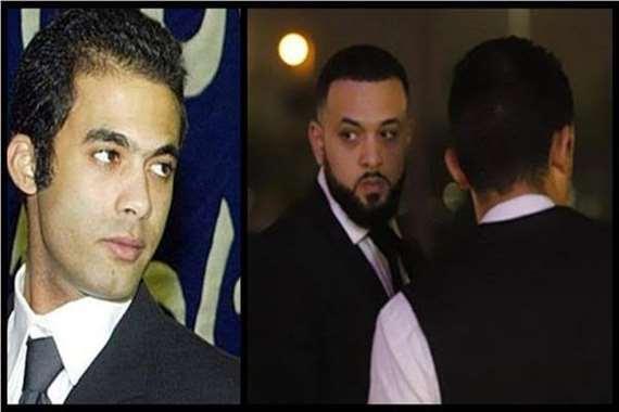شقيق هيثم أحمد زكي