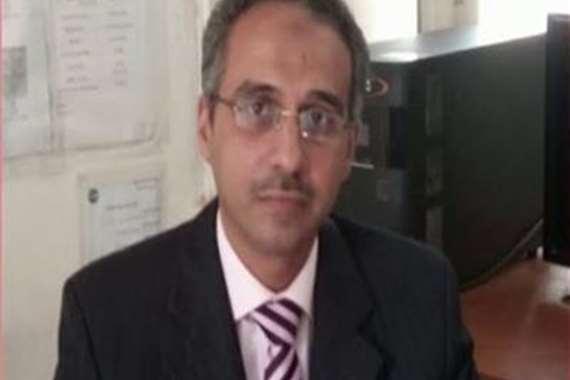 محمود شاهين مدير مركز التحاليل و الهيئة العامة للأرصاد الجوية