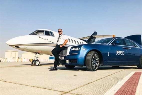 الطيار المصري