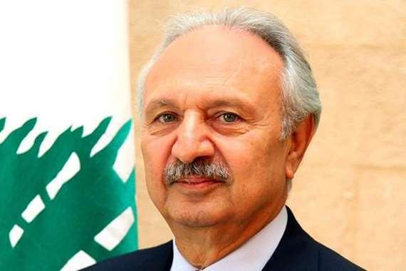 وزير المالية السابق محمد الصفدي