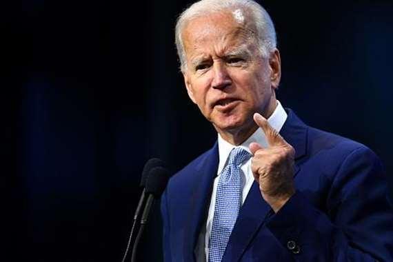 """المرشح لانتخابات الرئاسة الامريكية المقبلة""""جو بايدن"""""""