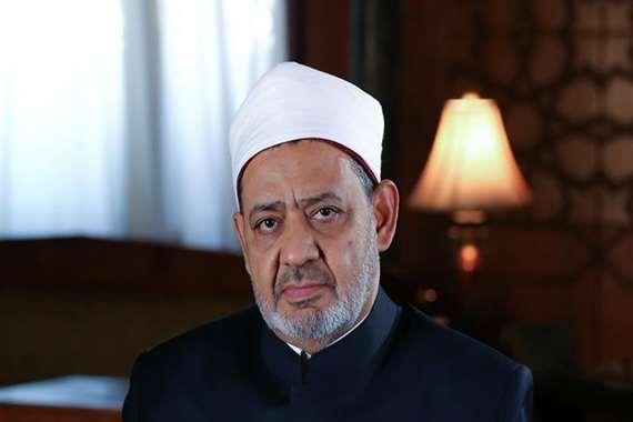 الدكتور أحمد الطيب شيخ الأزهر الشريف