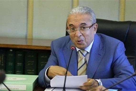 الدكتور ياسر عمر  وكيل لجنة الخطة والموازنة بالبرلمان