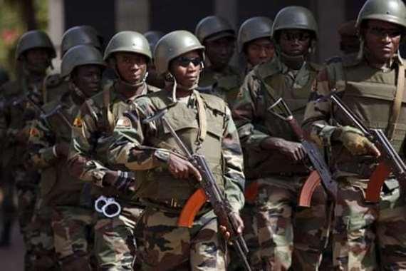 جيش مالي