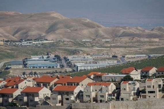 مستوطنات على الأراضي الفلسطينية