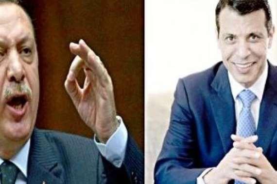 أردوغان ودحلان